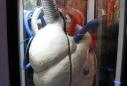 найбільше в світі серце зі сала завтовшки 55 сантиметрів та заввишки 85 сантиметрів (фото: waking-up.org)